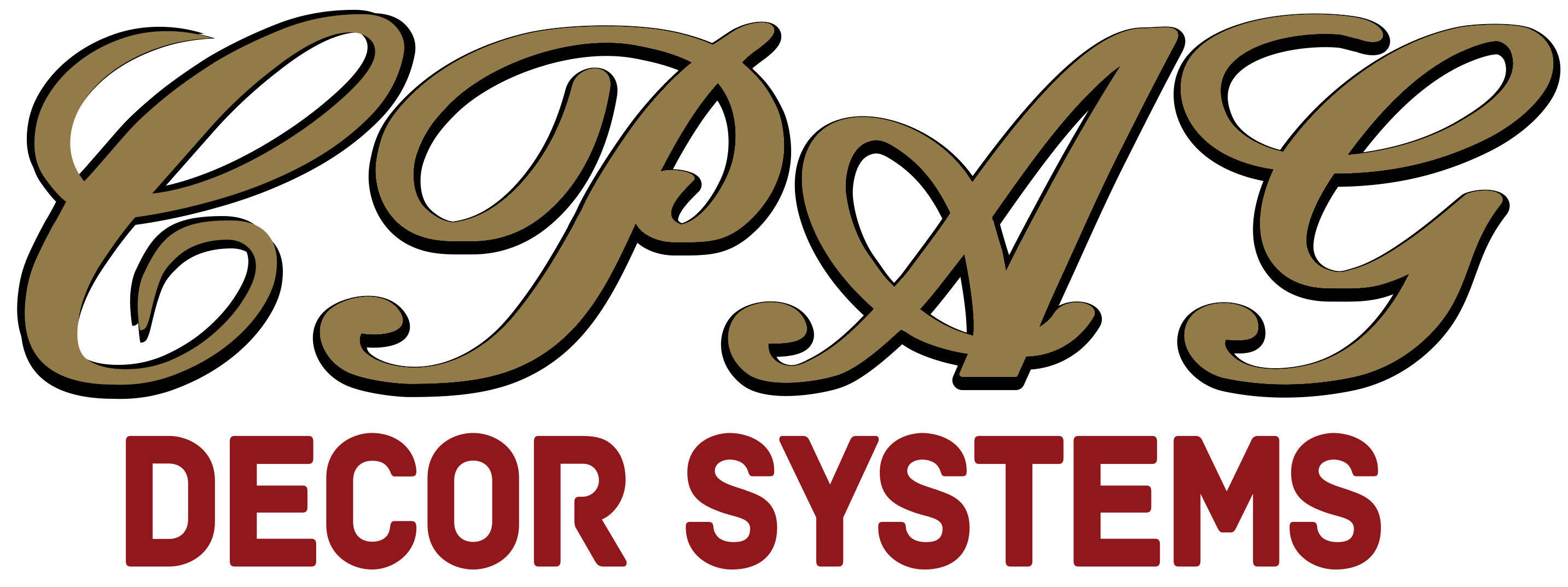 PAG DECOR SYSTEMS